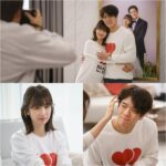 """In a cameo for """"Monthly Magazine Home,"""" Park Ha Sun and Ha Seok Jin Play an Affectionate Couple with a Secret"""